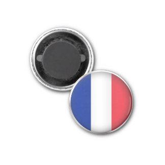 Francia redonda imán