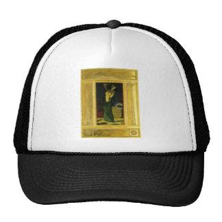 Francisco pegó arte gorra