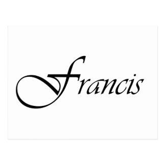 Francisco Postales