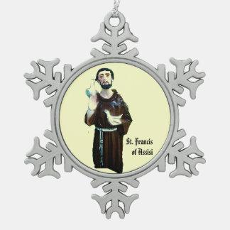 Franciscos de Asís del santo Adorno