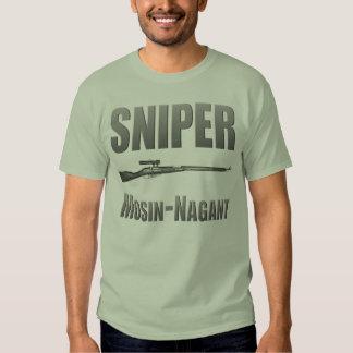 Francotirador Mosin-Nagant Camisas