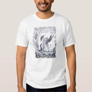 "Franela ""El Beso del Unicornio"" Camiseta"