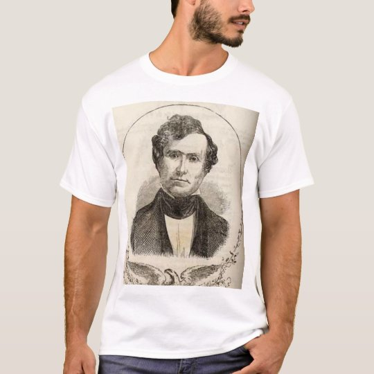 Franklin Pierce Camiseta