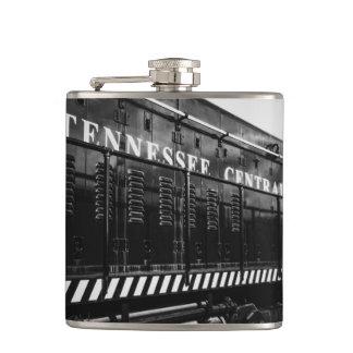 Frasco de la central de Tennessee Petaca