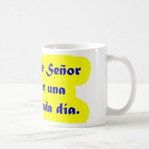 Frases principales 15,03 tazas de café