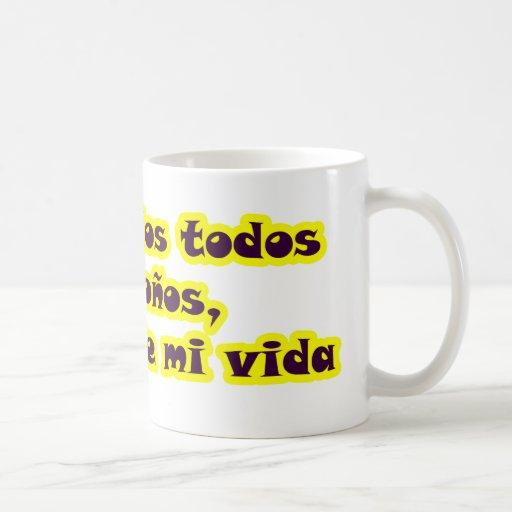 Frases principales 17,01 tazas de café
