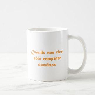 Frases principales 5 tazas de café