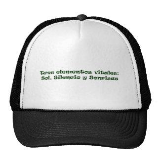 Frases principales 7 gorras de camionero