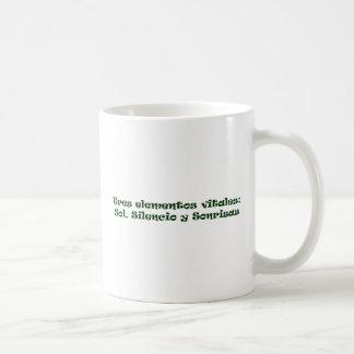 Frases principales 7 tazas de café