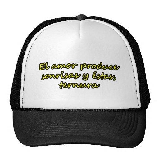 Frases principales 8 gorras de camionero