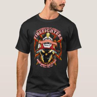 Fraternidad de bomberos camiseta