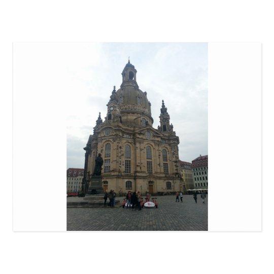 Frauenkirche Dresden Postal