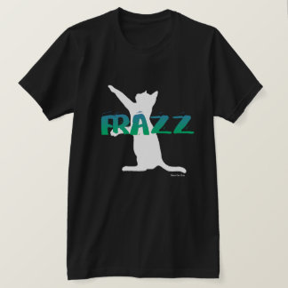 ¡FRAZZ! Camiseta del club del gato negro