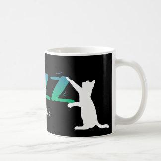 ¡FRAZZ! Taza del gato negro