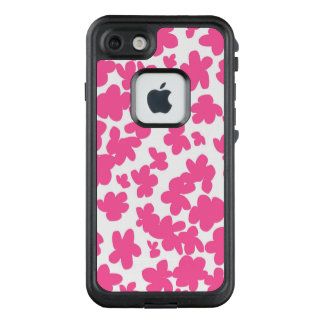 FRĒ® para el iPhone de Apple 7. flores rosadas de