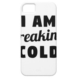 Freaking frío funda para iPhone SE/5/5s