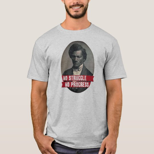 Frederick Douglass Camiseta