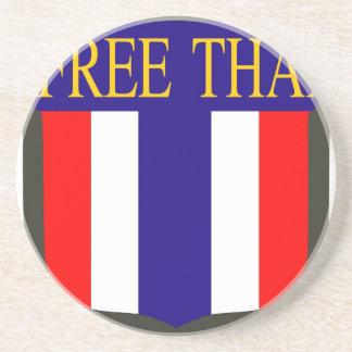 Free_Thai_insignia Posavasos De Arenisca