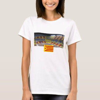 Freedom 201 Catalonia Camiseta