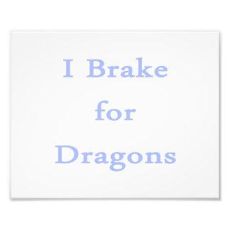 Freno para el cornflower de los dragones fotografias