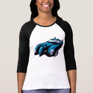 Frente de Batmobile Camiseta