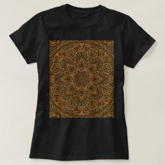 Frente de la camiseta de Steampunk