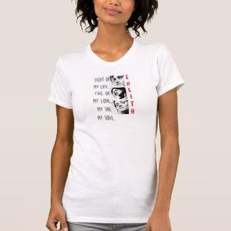 frente del trío del lola--parte posterior del camisetas