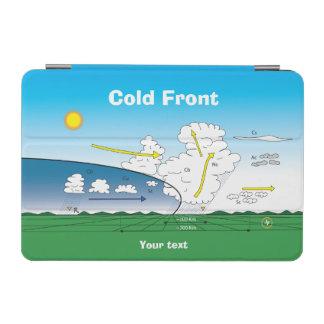 Frente frío de la meteorología cover de iPad mini