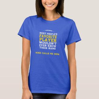 Camiseta Frente oscuro preferido de la camisa Y del