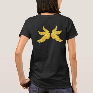 Frente y parte posterior de Gabriel del arcángel Camiseta