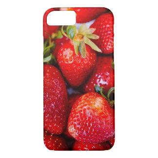 Fresas frescas funda para iPhone 8/7