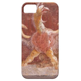 Fresco de Pompeya iPhone 5 Case-Mate Cobertura