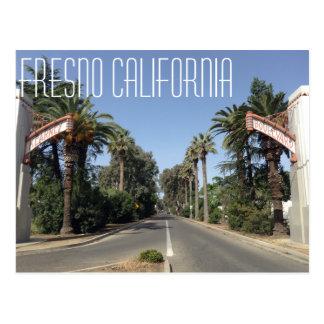 Fresno California Postal
