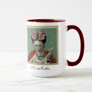 Frida Kahlo de García Villegas Taza