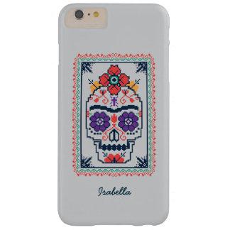Frida Kahlo el | Calavera Funda Barely There iPhone 6 Plus