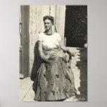 Frida Kahlo en Sun Póster