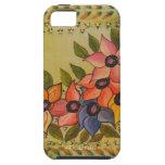 Frida Kahlo pintó Flores Funda Para iPhone SE/5/5s
