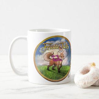 Frieda ata la taza