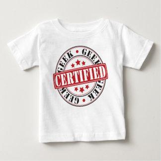 Friki certificado camiseta