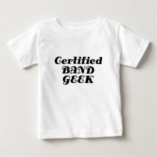 Friki certificado de la banda camisas