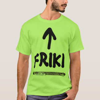 Friki Color Camiseta