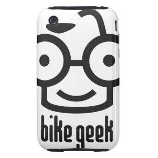 Friki de la bici carcasa though para iPhone 3