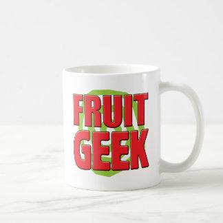 Friki de la fruta tazas