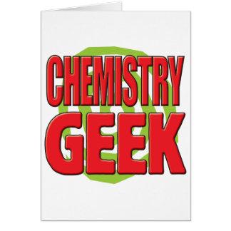 Friki de la química