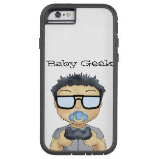 Friki del bebé (muchacho) funda de iPhone 6 tough xtreme