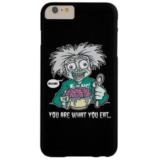 Friki del zombi funda de iPhone 6 plus barely there