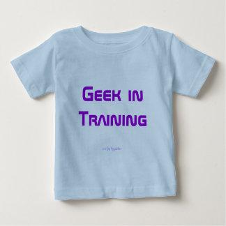 Friki en el entrenamiento camiseta