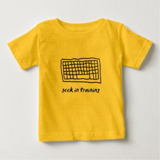 Friki en el entrenamiento camisetas