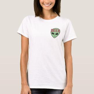 Friki extranjero camiseta