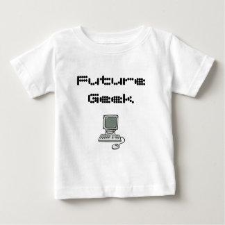 Friki futuro camisetas